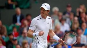 Wimbledon 2016: prova di forza di Murray, Kyrgios schiacciato in 3 set