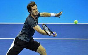 Murray continúa en la batalla