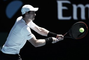 Austrailian Open: Andy Murray reflects on his opening round win