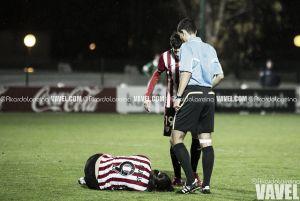 Irune Murua vuelve a sentirse futbolista