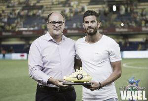 """Musacchio: """"En el Villarreal soy feliz porque es mi casa"""""""