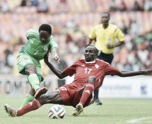 Las Águilas Verdes de Nigeria levantan el vuelo ante Sudán
