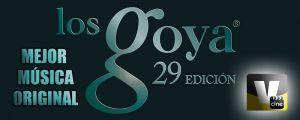 Camino a los Goya 2015: mejor música original