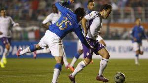 Palmeiras - Fiorentina 2-1, Rossi non basta