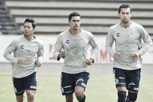 Patricio Araujo asegura que el Puebla será un equipo ofensivo