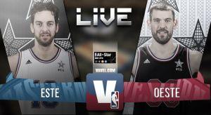 All-Star Game 2015, NBA en vivo online