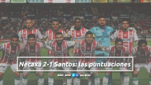 Necaxa 2-1 Santos: puntuaciones de Necaxa en la Semifinal de la Copa MX Clausura 2018