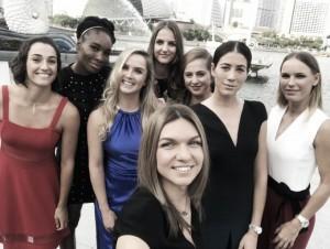 WTA Finals começa neste sábado; confira grupos e luta pelo topo do ranking
