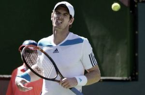 Andy Murray despacha a Feli en los cuartos de Indian Wells