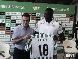 """N'Diaye: """"El Betis no es un club de Segunda ni por afición ni por proyecto"""""""
