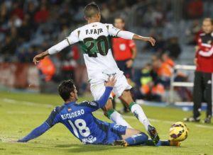 Getafe - Elche: puntuaciones del Elche, jornada 11 de la Liga BBVA