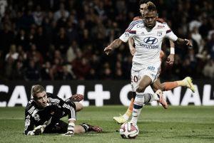 Lyon et Lorient en quête de sensations