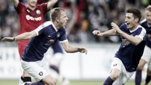 Erzgebirge Aue 2-0 SV Sandhausen: Köpke and co contribute, as Aue get first victory back in the second tier