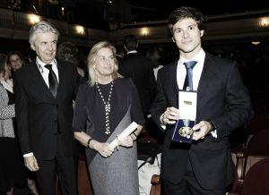 María de Villota, homenajeada en la Real Orden del Mérito Deportivo