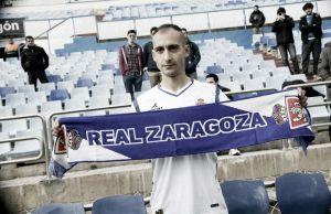 El Real Zaragoza ficha a Natxo Insa