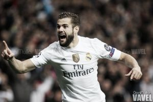Real Madrid 1-0 PSG: Nacho comes off the bench to give Los Merengues a huge win at home