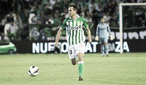 Nacho se desvincula del Real Betis