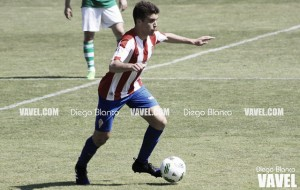 Nacho Méndez completa el salto