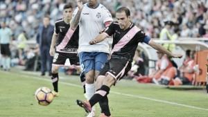 Declaraciones de Nacho y Manucho tras la derrota ante el Tenerife