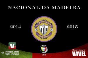 Nacional 2014/15: pronto se acabó el sueño europeo