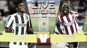 Nacional Vs Junior - Vivo y en directo Online Liga Aguila 2015 -1