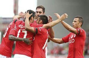 Resumo da Jornada: Benfica mais líder vê rivais afastarem-se
