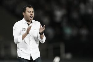 """Após classificação, Jair elogia presença de torcedores: """"Foram nosso 12º jogador"""""""