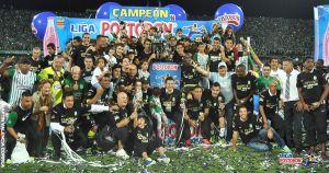 Atlético Nacional, súper campeón 2013