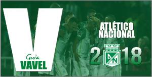 Guía VAVEL Liga Águila 2018-I: Atlético Nacional