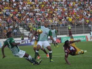Nacional no hizo respetar su casa y Tolima sacó un empate