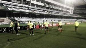 Misión Sudamericana: Nacional ya está en Curitiba