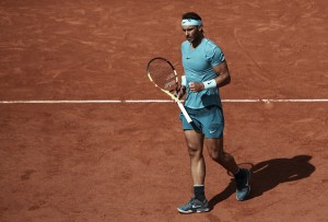 French Open: Rafael Nadal breezes past Guido Pella to reach round three