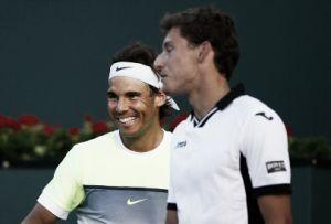 Nadal debuta en dobles junto a Carreño con victoria