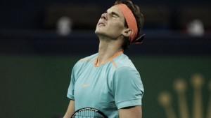Nadal y Verdasco pierden en Doha en modalidad de dobles