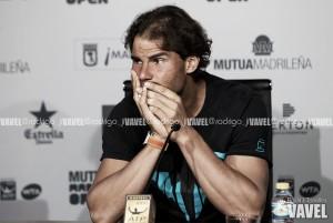 """Rafael Nadal: """"Roma es un torneo especial para todos"""""""