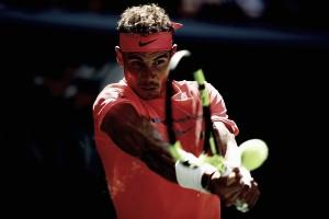 """Rafael Nadal: """"Jugué un partido sólido con pocos errores, me sentí más cómodo"""""""