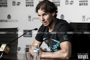 """Rafael Nadal: """"Jugué un buen partido contra el mejor tenista del mundo"""""""