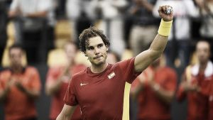 Davis Cup Group I Review: Nadal to the rescue for Spain