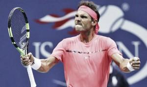 Nadal bate Dolgopolov com facilidade e está nas quartas do US Open