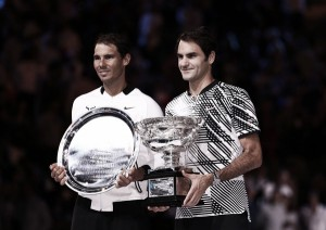 """Roger Federer: """"Nadal is probably the greatest clay-court player ever"""""""