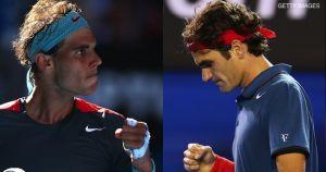 Nadal - Federer, un duelo de otros tiempos para buscar un puesto en la final