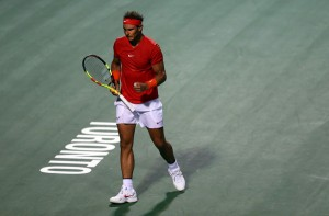 ATP Rogers Cup: Rafael Nadal rides return to kick off hard court swing