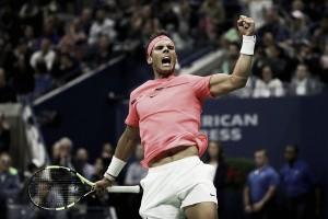 US Open: Rafael Nadal rallies to reach fourth round