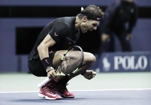 US Open: Rafael Nadal roars into US Open final with comeback win over Juan Martin del Potro