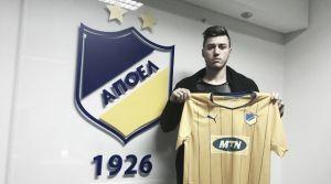 Valmir Nafiu leaves Hamburg for Cypriots APOEL