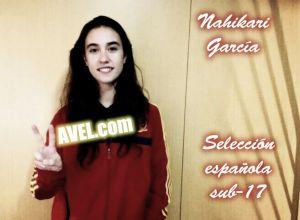 Entrevista especial Europeo Sub-17: Nahikari García