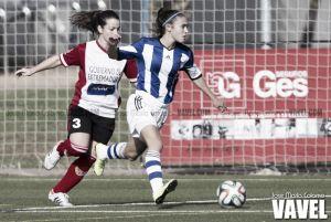 Nahikari García vuelve con la selección de Euskadi