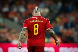 La Roma in ansia, Nainggolan si ferma in Nazionale