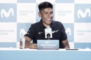 """Nairo Quintana: """"Hace dos años que no corro en Colombia y por eso estoy muy ilusionado"""""""