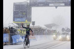 Nairo, líder tras la sexta etapa de la Tirreno-Adríatico